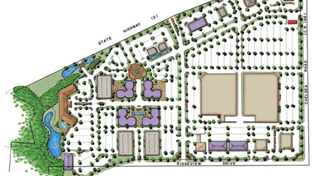 Photo of West Master Plan